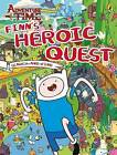 Adventure Time: Finn's Heroic Quest Search-and-Find by Penguin Books Ltd (Paperback, 2015)