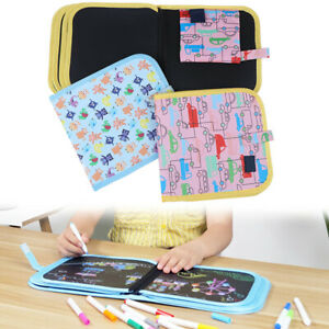 1Pc-Portable-Drawing-Book-Drawing-Board-With-Water-Chalk-DIY-Blackboard-Paint-Nd
