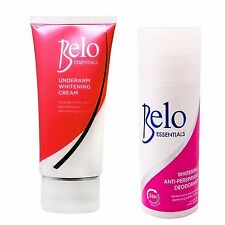 Belo Essentials Underarm Whitening Set- Roll-On Deodorant & Underarm Cream SALE!