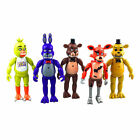 5pcs Fun Funko Five Nights at Freddy's Action Figures Doll Toy Set To NNNNNNNNNN