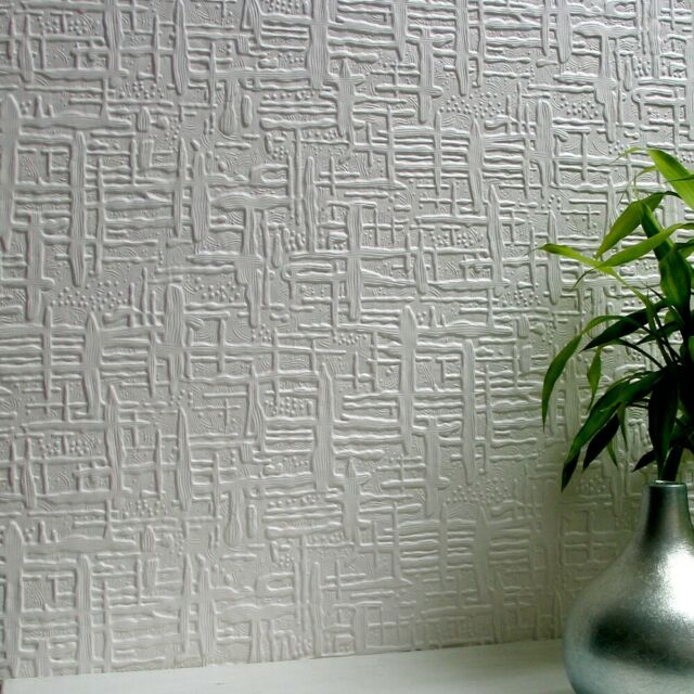 Rd0602 Textured Paintable Supaglypta Edward Anaglypta Wallpaper Rd602