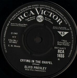 ELVIS-PRESLEY-crying-in-the-chapel-i-believe-in-the-man-in-the-sky-RCA-1455-7-034