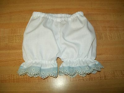 "LAVENDER// LT PURPLE BLOOMERS PANTY PANTIES for 15-16-18/"" CPK Cabbage Patch Kids"