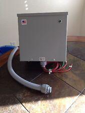 Power Saver 3400 Energy Saver ( 3 Phase ) 400 Amp (5 left )