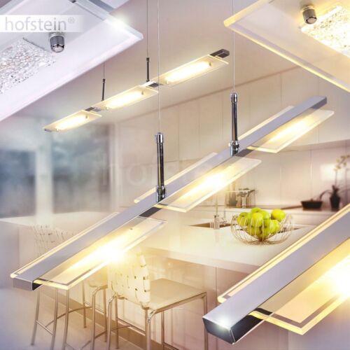 Pendel Leuchten LED Design Hänge Lampen Wohn Schlaf Ess Zimmer Raum Beleuchtung
