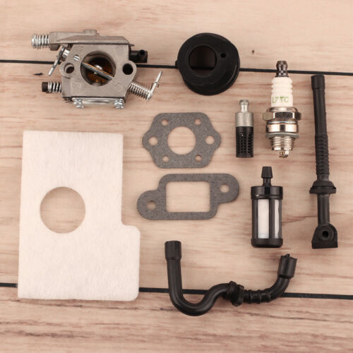 Carburetor For Stihl MS180C MS170 MS180 017 018 Chainsaw Air Filter Tune Up Kit