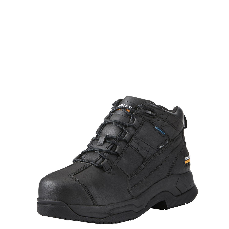 Ariat Men's Contender Waterproof EH Work Shoes 10021471