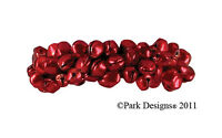 Napkin Ring - Jingle Bells In Red By Park Designs - Christmas Holiday