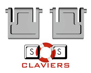 Pieds-de-remplacement-pour-clavier-Cooler-Master-Masterkeys-Pro-L