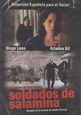 DVD - Soldados De Salamina NEW David Trueba Diego Luna FAST SHIPPING !