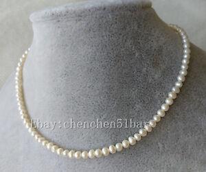 schoenes-kultivierte-mini-mm-weisse-Suesswasser-Perlenkette-16-zoll