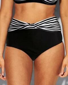Simply Yours red mesh high waist bikini set uk size 22 bnwt ref box wh212