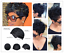 Women-Short-Afro-Curly-Hair-Full-Wigs-Cosplay-Black-Heat-Resistant-Wig-Synthetic thumbnail 3