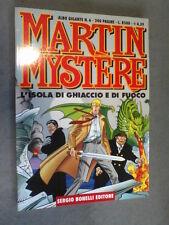 MARTIN MYSTERE GIGANTE #  6 - L'ISOLA DI GHIACCHIO E DI FUOCO - 2000 - OTTIMO