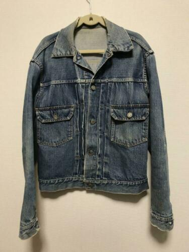 Authentic Vintage 507Xx Levi's Second G Jan Denim