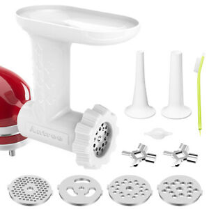 Details About Antree Meat Grinder Attachment For Kitchenaid Stand Mixer Food Grinder