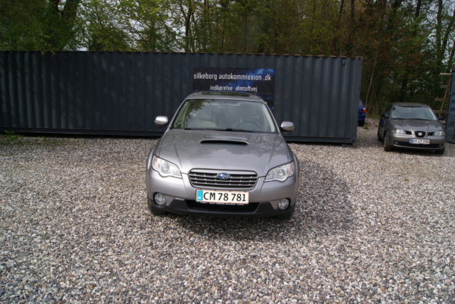 Subaru Outback 2,0 D Exclusive AWD Diesel 4x4 4x4 modelår…