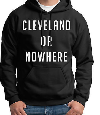 Ohio Indians Browns Cavaliers Cavs OH CLE Cleveland 216 Hoodie Men S-3XL
