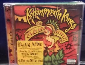 Kottonmouth Kings - Cloud Nine CD / DVD SEALED KMK insane clown posse tech n9ne