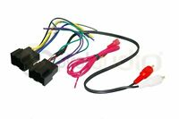 Gm 2006-up Radio Wire Harness Aftermarket Stereo Installation Wh-0032