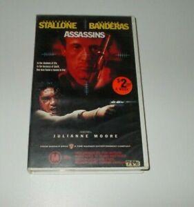 Assassins-VHS-PAL-Video-Stallone