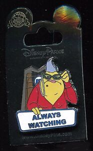 Details about Monsters Inc  Roz Always Watching Disney Pin 115576