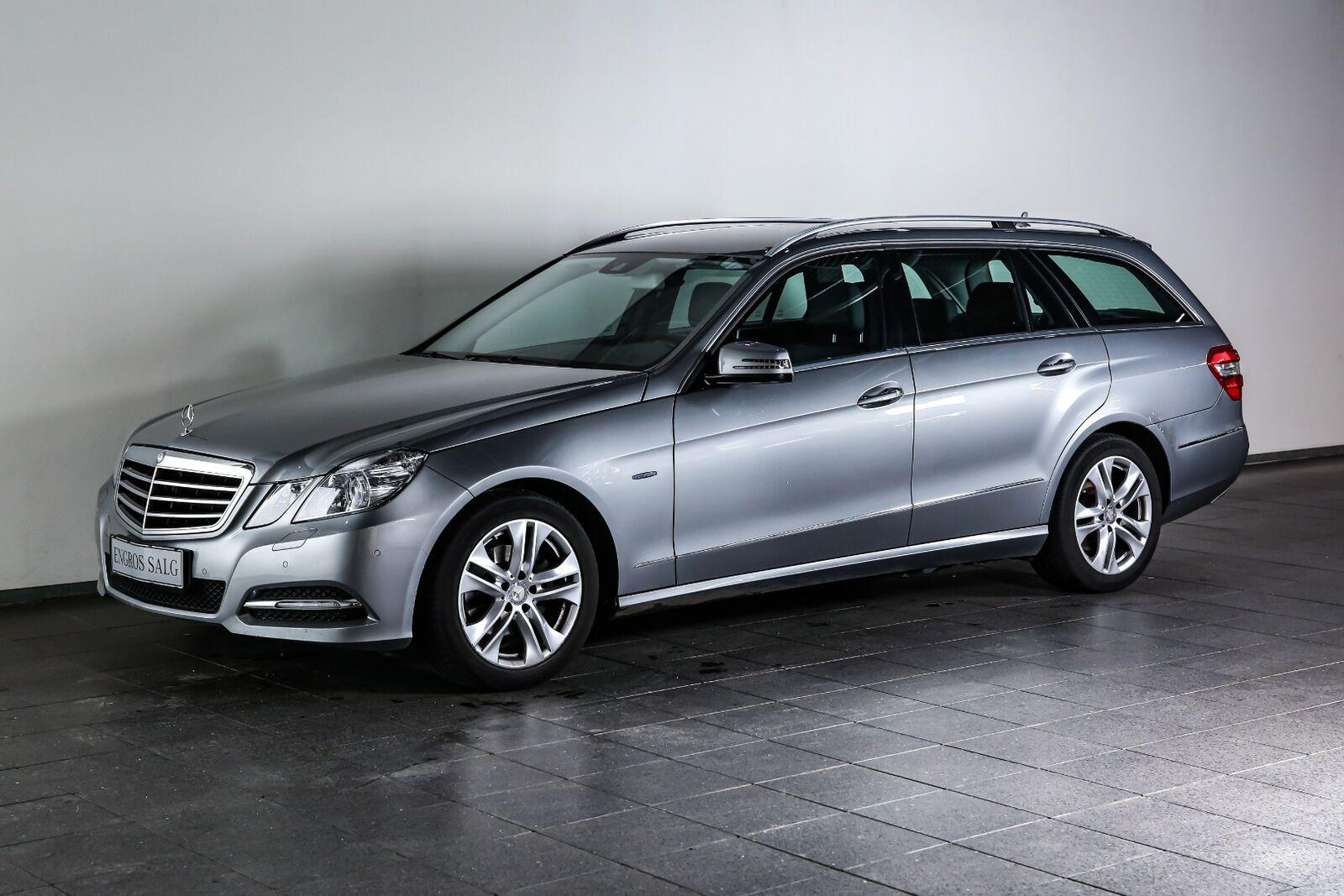 Mercedes-Benz E220 2,2 CDi Avantgarde stc. aut. BE
