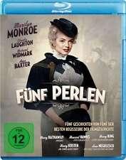 Fünf Perlen - Marilyn Monroe - Blu Ray - Neu u. OVP