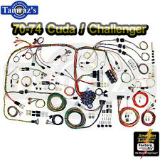70-74 E-Body Classic Update Series Complete Body & Interior Wiring Harness Kit