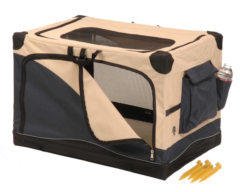 migliore vendita Precision Pet Pet Pet Soft-Side Dog Puppy Crate - 5000 SoftCr5000  100% di contro garanzia genuina