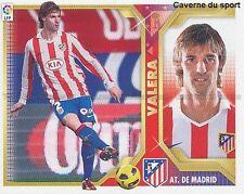 N°05B VALERA ATLETICO MADRID STICKER CROMO PANINI ESTE LIGA 2012 ESPANA