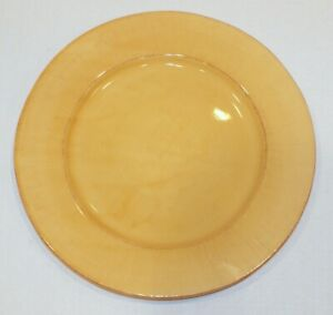 PIER-1-Toscana-Gold-Service-Plate-Charger-Platter-ITALY-Handpainted-13-1-2-034