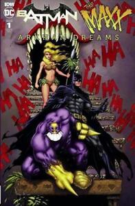 Batman-amp-The-Maxx-Arkham-Dreams-1-Metcalf-Nivangune-Variant-Cover-Comics-Elite