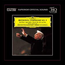 Von Herbert Karajan - Beethoven : Symphonie No.9 (UHQ-CD) [New CD]
