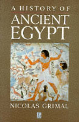 A History of Ancient Egypt, Grimal, Nicolas - Paperback