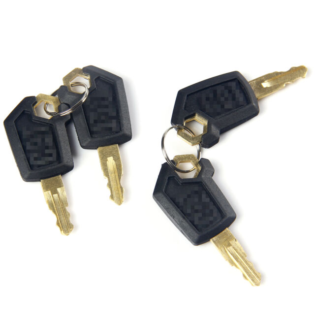 Fits Caterpillar Cat Heavy Equipment 5 Pack 5p8500 Old Style Ignition Keys