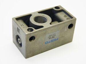 1PC New Festo VAD-1//8 14015 Vacuum Generator