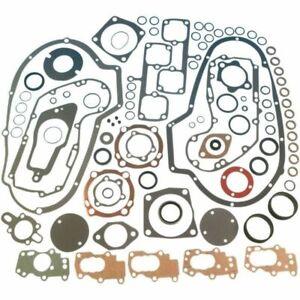 James Complete Engine Gasket Rebuild Kit Set Harley Late Ironhead Sportster 1000