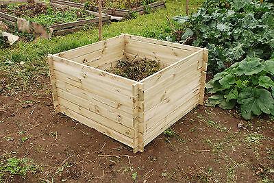 Komposter Holzkomposter Kompostsilo