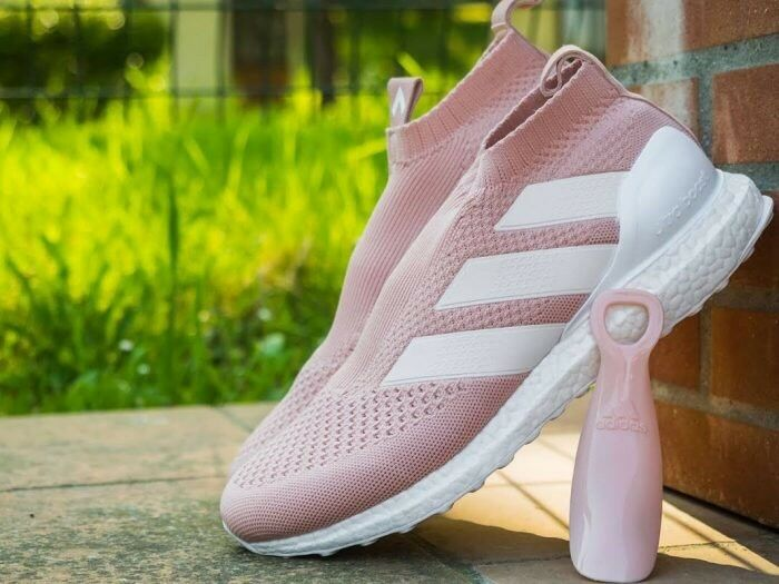 Adidas Ace 16+ Kith Ultraboost Purecontrol Vapour Pink
