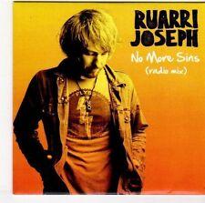 (EM647) Ruarri Joseph, No More Sins - 2013 DJ CD