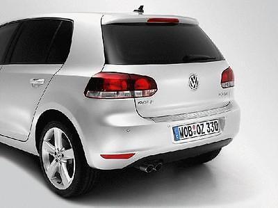 2010-2014 VW Volkswagen Golf GTI MK6 Rear Bumper Protection Step Pad Plate OEM