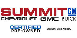 Summit GM Chevrolet Cadillac Buick GMC