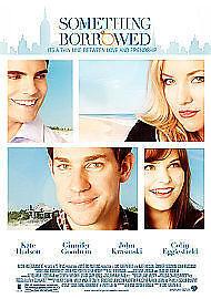 1 of 1 - Something Borrowed (DVD, 2011)