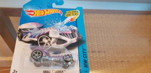 bufón.. Carburo Vampyra Hot Wheels Color Shifters Skull Crusher buzzkil