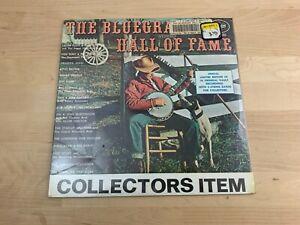 The Bluegrass Hall of Fame Vinyl LP Record Album SLP 181 New