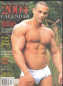 Calendrier Gay.Details Sur 2004 Calendar Calendrier Gay