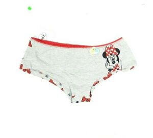 5b7595205d52 Disney mini mouse Cotton boy shorts Women's Briefs Comfort novelty ...