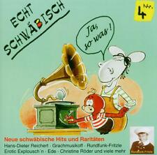 Echt schwäbisch Nr. 4: Ja sowas! - MG10069 - CD