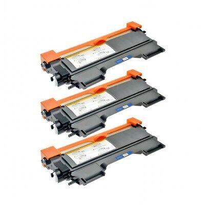 Il Prezzo Più Economico Kit 3 Toner Compatibili Brother Tn2010 Tn2220 Hl2130 Mfc7360 N Hl2230 Hl2250d